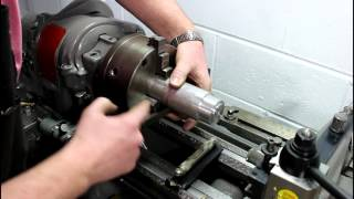 Simple Degree Indexing on a Lathe Without an Index Plate!