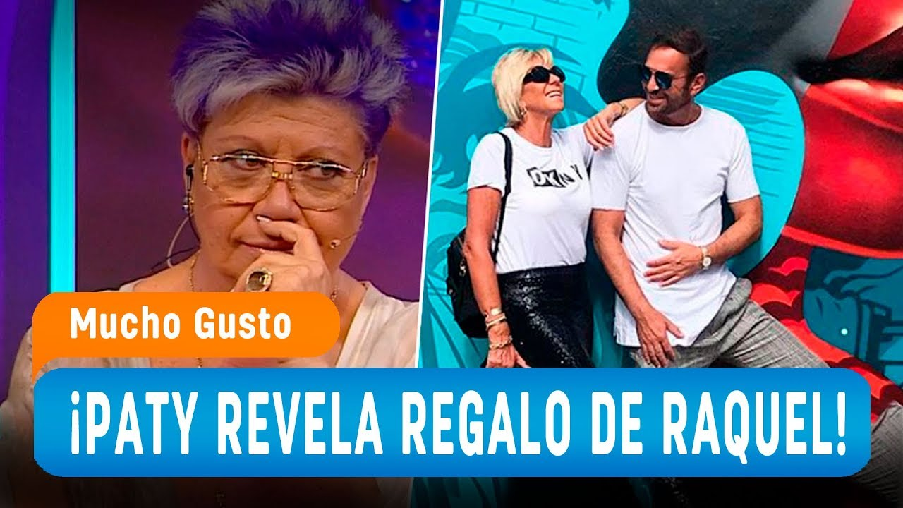 Patricia Maldonado revela ostentoso regalo de Raquenl Argandoña - Mucho Gusto 2018 image