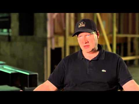Captain America: Civil War: Producer Kevin Feige Behind the Scenes Interview