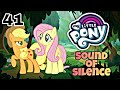 My little pony game part 41 .sound of silence Limited time story