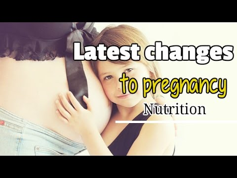 pregnancy-nutrition-research---latest-changes-to-pregnancy-nutrition