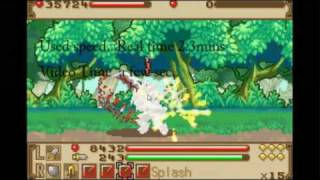Summon Night Swordcraft Story 2 - Guren Goura hacked