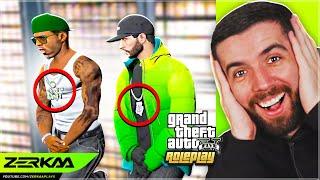Meeting A RIVAL Gang In GTA 5 RP!