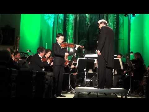 Daniel Lozakovich - The Four Seasons, Winter by Antonio Vivaldi.