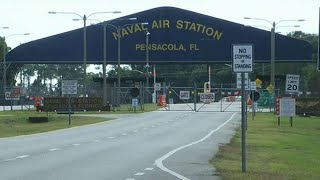 4 dead, including shooter, at Florida naval base