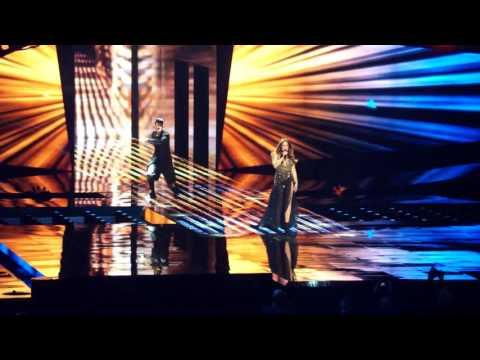 Ira Losco - Walk On Water (Malta - 1st dress rehearsal, Grand Final)