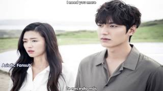 Jung Yup - Lean On You (Sub Español - Hangul - Roma) [The Legend of the Blue Sea OST]