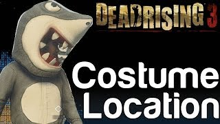 Dead Rising 3 - Shark Outfit Costume Location (Dead Rising 3 Outfits) | WikiGameGuides