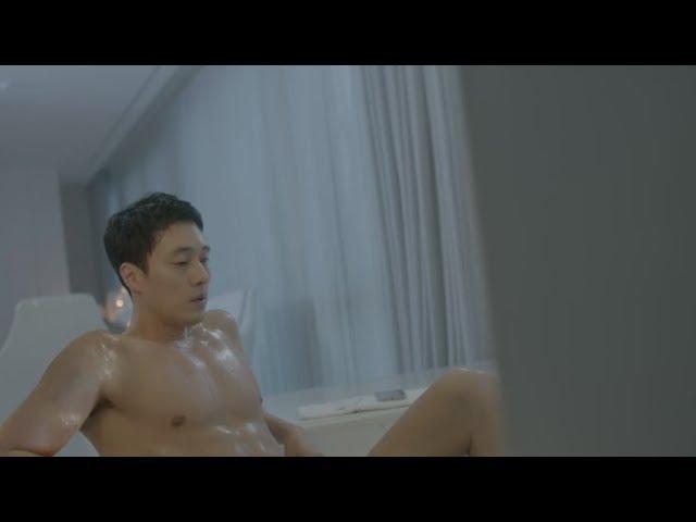 So Ji Sub Shower Scene Abs Youtube