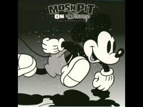 【Mosh Pit On Disney】PART OF YOUR WORLD - The suemith.wmv