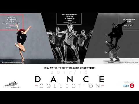 BJM - Les Ballets Jazz de Montréal - DANCE ME/LEONARD COHEN
