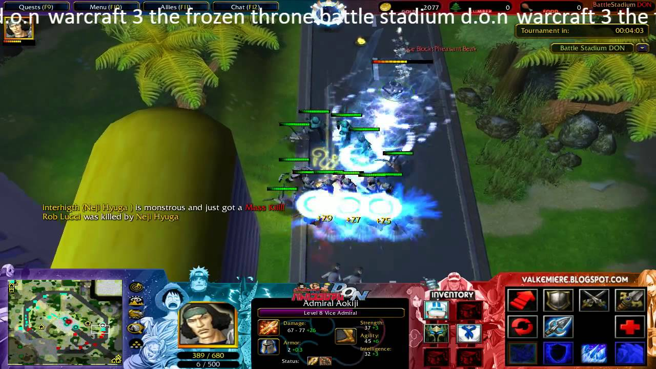 Warcraft 3 the frozen throne battle stadium don youtube warcraft 3 the frozen throne battle stadium don gumiabroncs Image collections