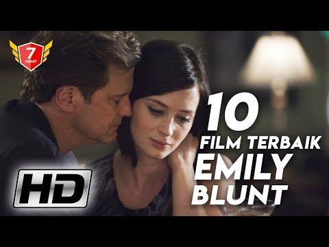 Emily Blunt !! Film Terbaik Dan Kalian Harus Nonton !!