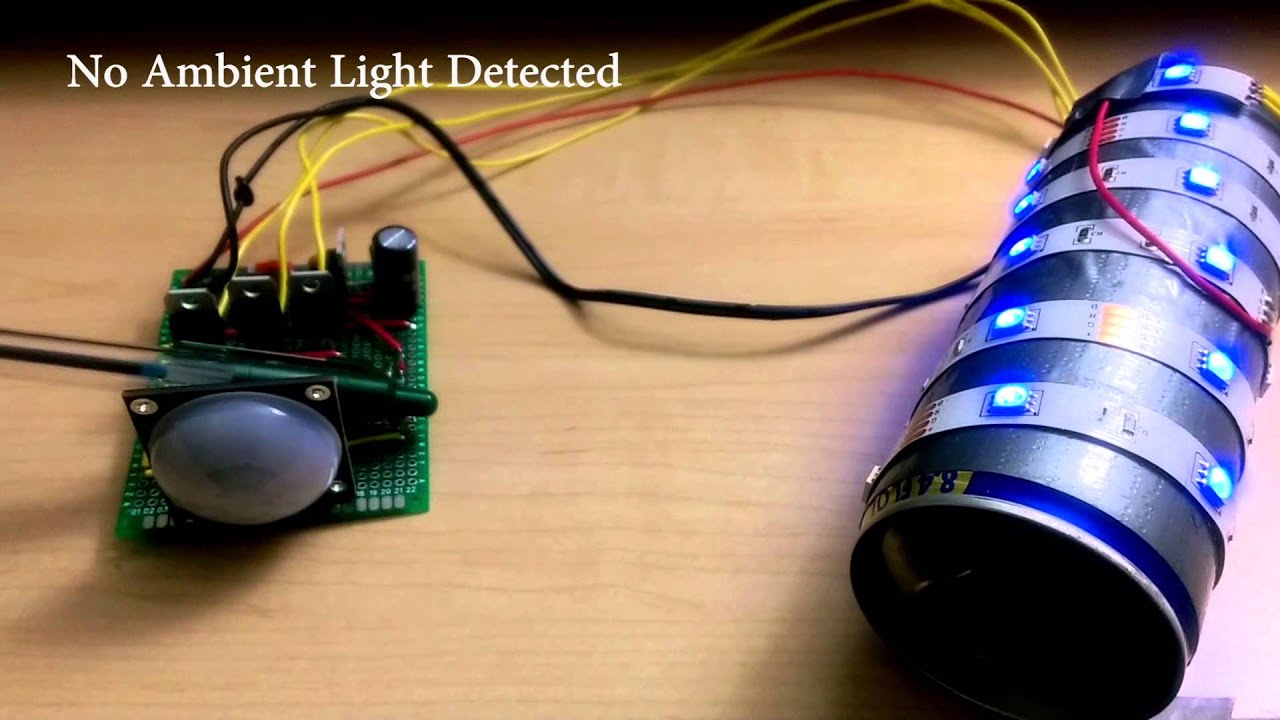 Smart Lamp/Sunrise Lamp Using Arduino   YouTube