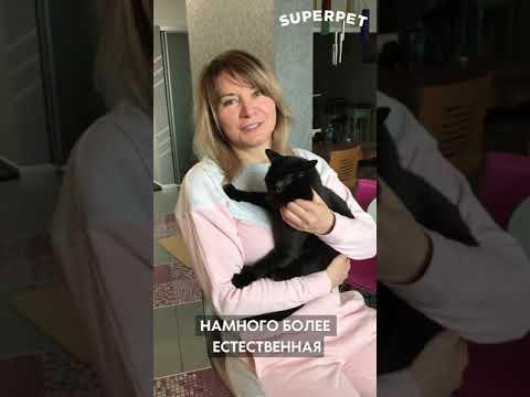 Марина, Джеймс и Влафи - отзыв о SUPERPET - биологически соответствующий корм для кошек и собак BARF
