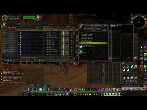 Jewelcrafting Gold Guide - Patch 3.3.5 | 4,381g for 2hrs | World of Warcraft!