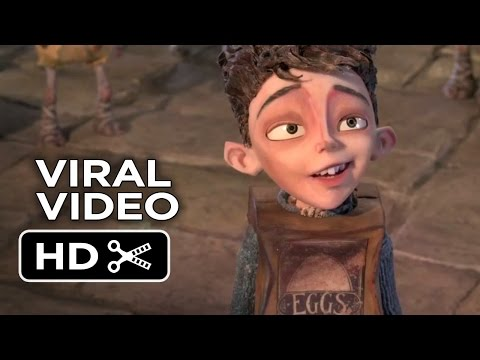 The Boxtrolls VIRAL VIDEO - Meet Eggs (2014) - Stop-Motion Animated Movie HD