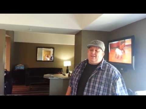 Hardrock hotel & casino Tulsa Ok King parlor suite