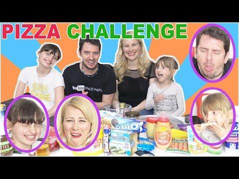 PIZZA CHALLENGE ft. Virginie Fait sa Cuisine - Studio Bubble Tea