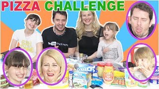 PIZZA CHALLENGE ft. Virginie Does Her Kitchen - Studio Bubble Tea