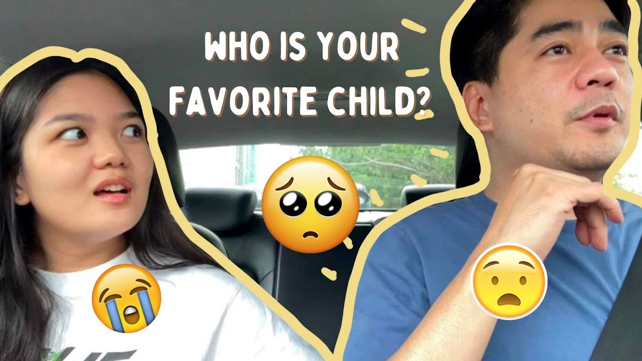 Download Asking Questions Ive NEVER ASKED My DAD! (who is his fave child?) | Nina Stephanie