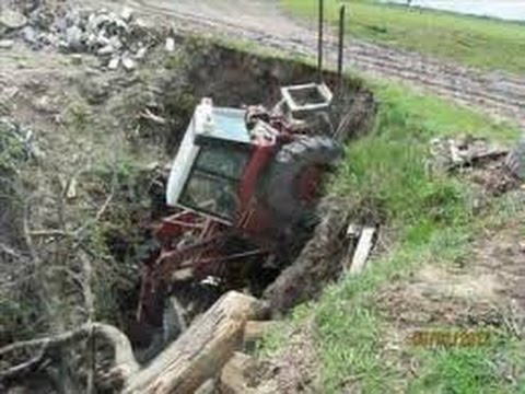 Tractor Fails Compilation Youtube