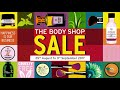 The Body Shop August Sale 2017