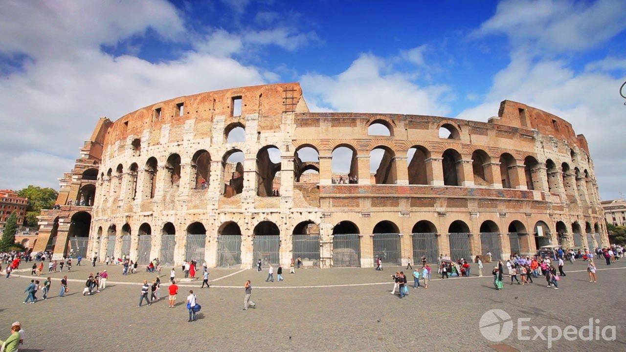 Guía turística - Roma, Italia   Expedia.mx - YouTube