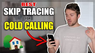 Best Skip Tracing Company For Cold Calling Motivated Seller Lists