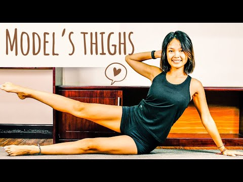 Best Pilates Workout For Sexy Thighs