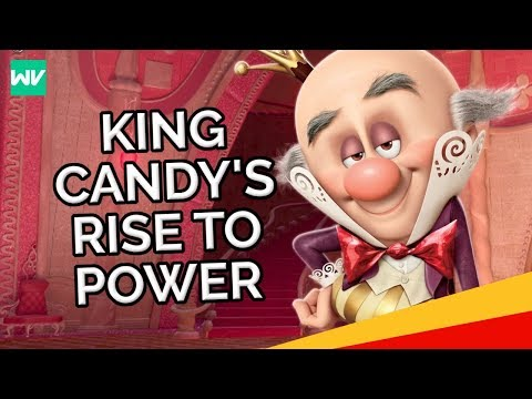 How King Candy Took Over Sugar Rush!: Wreck-It Ralph Theory: Discovering Disney