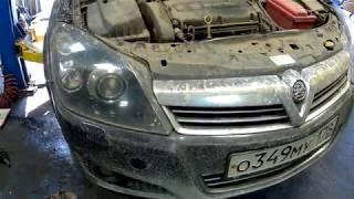 видео Замена термостата Opel Astra своими руками
