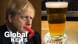 Coronavirus Outbreak: Boris Johnson Orders Cafes, Pubs And Restaurants In The Uk To Close