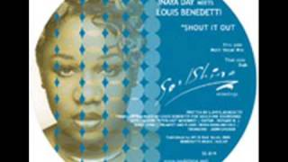 Louis Benedetti Meets Inaya Day    -     Shout it Out