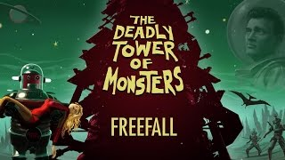 Freefall in The Deadly Tower of Monsters!