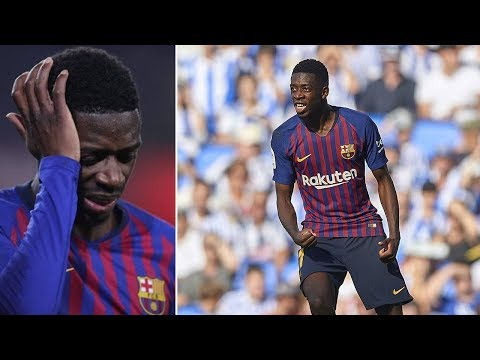 How Ousmane Dembélé went from zero to hero at Barcelona - Oh My Goal