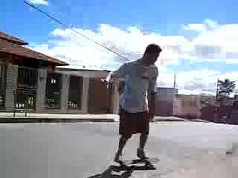 Thiago Dias Skateboard Travel Video