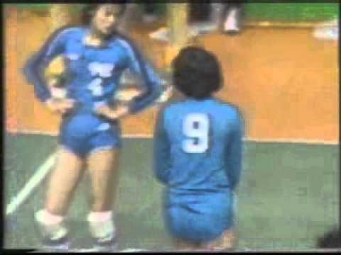CHINA VS USA WORLD CUP 1981 VOLLEYBALL