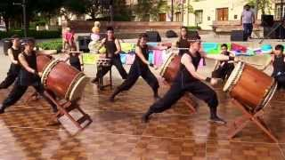 Kyodo Taiko - World Music & Movement Festival (2014)