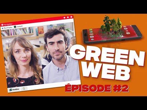 GREEN WEB #2 : COMMENT DEVENIR UN GREEN-SURFER ?