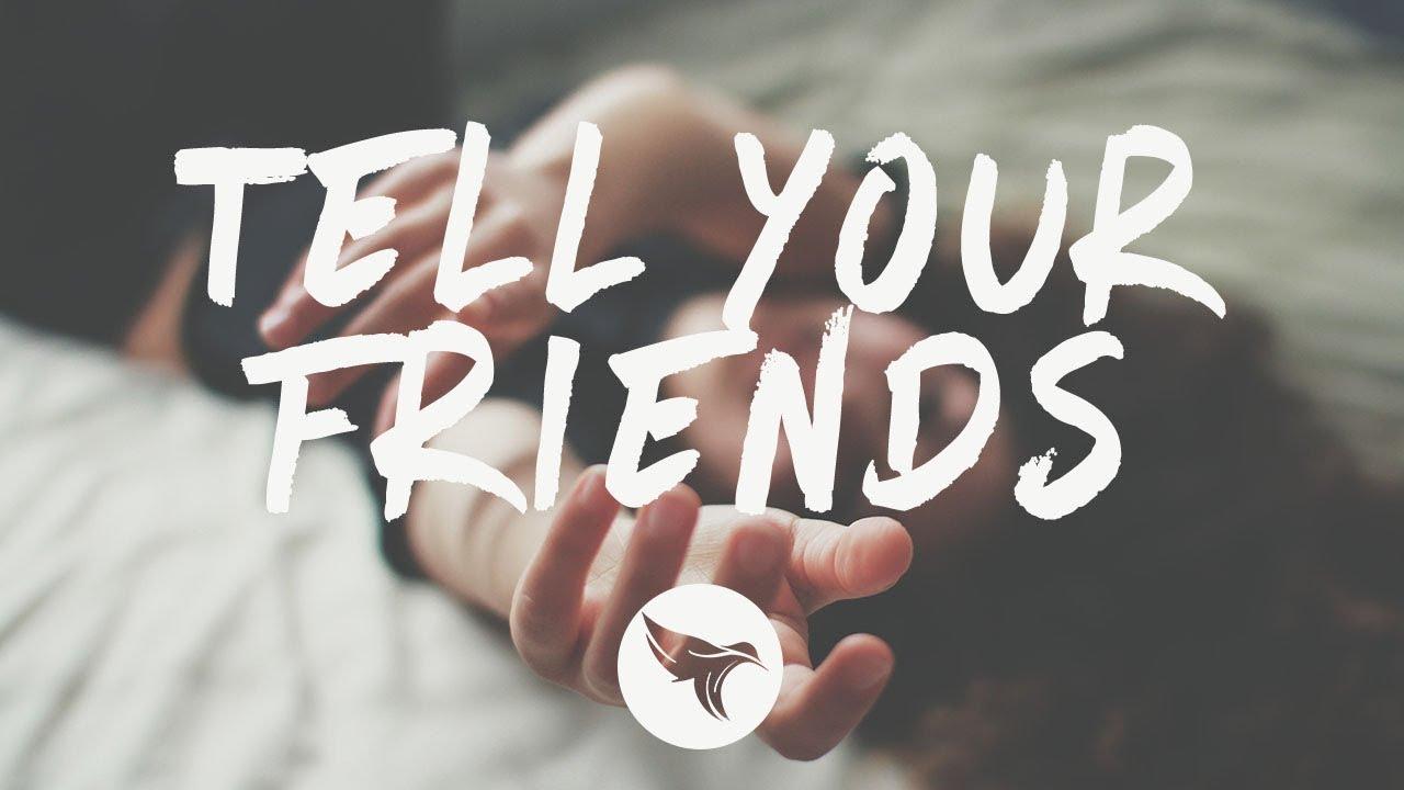 Lirik Lagu The Him Feat Loote Tell Your Friends Lifeloenet Lyrics