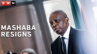 Johannesburg Mayor Herman Mashaba announced on 21 October 2019 that he would resign from his position. The announcement came after the election of Helen Zille as the Democratic Alliance's Federal Council chair.