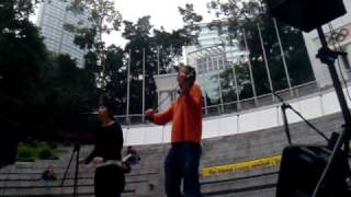 龔志成Ensemble feat. Shadow Kim, Mike Yuen Part 3 at 公園好聲 第二回 Part 14