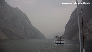 Yangtze River Cruise, from Three Gorges Dam to Badong - China Travel Channel