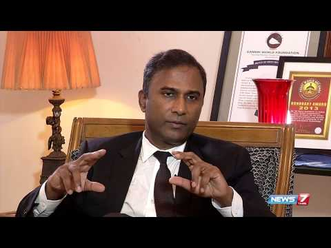 Shiva Ayyadurai's gateway to invention of E-mail 2/4 | Paesum Thalaimai | News7 Tamil |