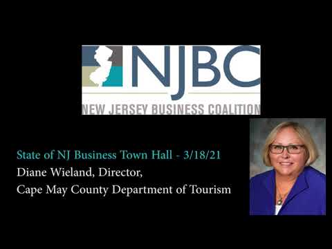 Cape May Tourism's Wieland: Events Need Clarity on State COVID-19 Gathering Rules