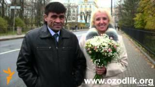 """Ўзбек Боймурод """"Жимми"""" """"Зита""""сини Питердан топди"""