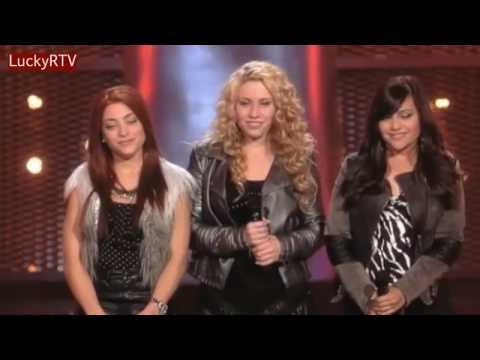 Vocal group O'G3NE - The Blind Auditions The voice  -  Emotion