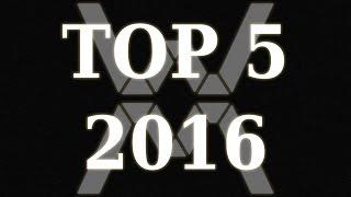 Мой топ 5 игр 2016 года