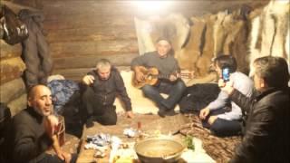 Шансон Душевная песня Серым облоком дым охота2